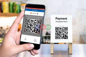 qr code thanh toán online