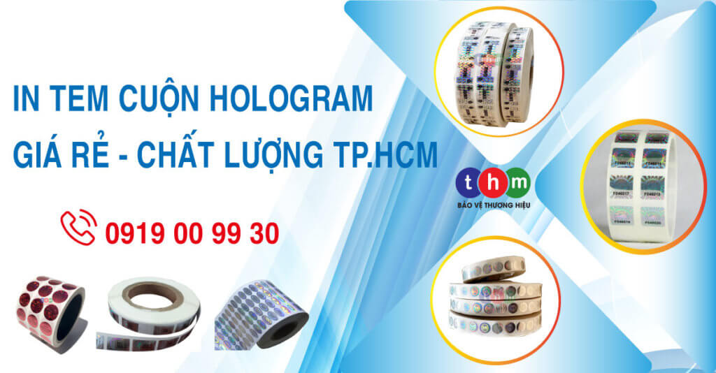 in tem hologram chống giả